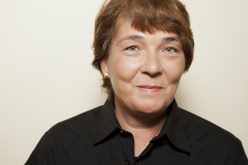 Foto der Kosmetikerin Beate Gehle