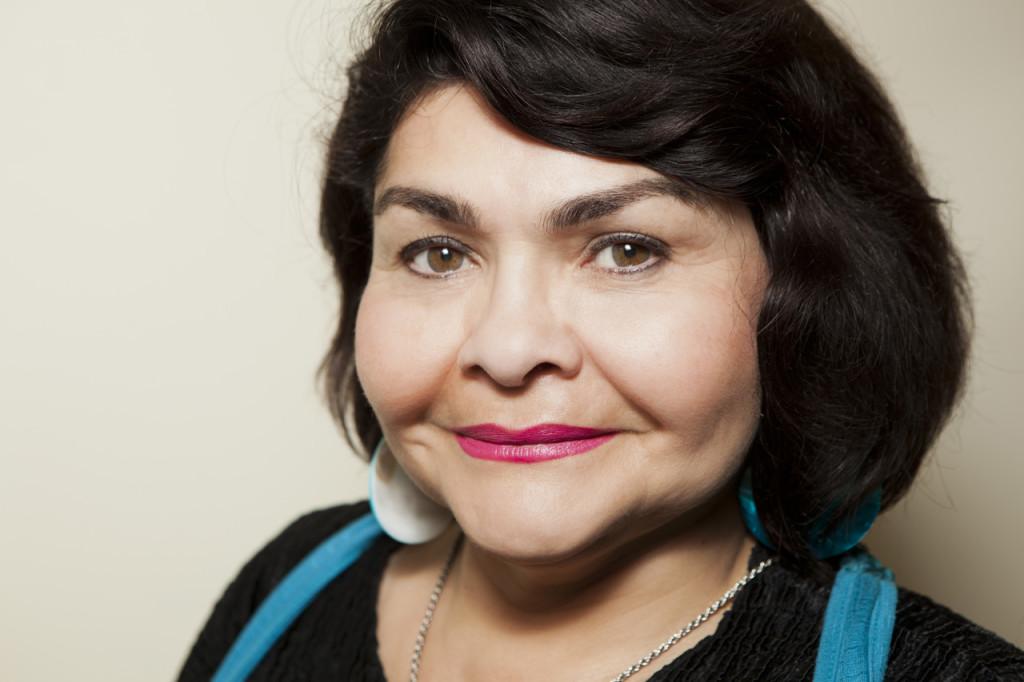 Foto der Kosmetikstudio-Inhaberin Julia Vanegas de Brysch